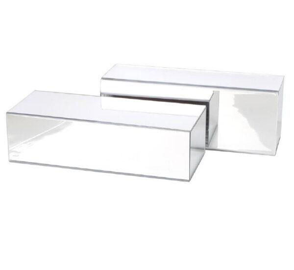 RECTANGULAR MIRROR BOX