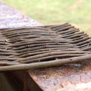 TWIG WOODEN UNDERPLATE