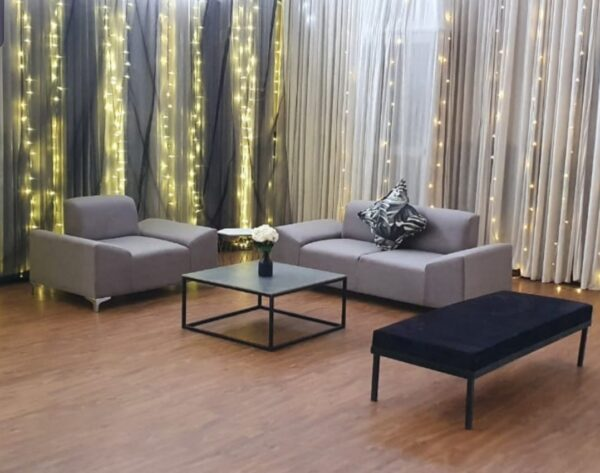 Grey Lounge Pod