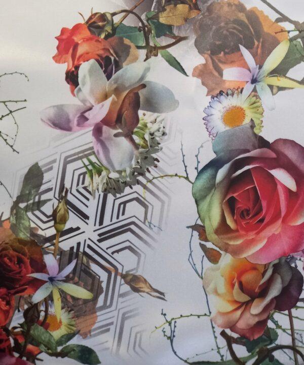 Napkin Floral Dsn2