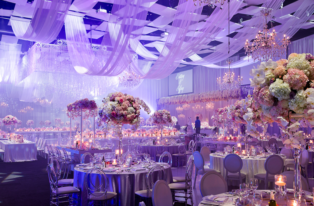 draping events cape town