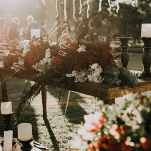 wedding events hire cape town